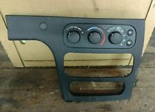 DODGE INTREPID A/C CLIMATE CONTROL AND BEZEL 1998-2004