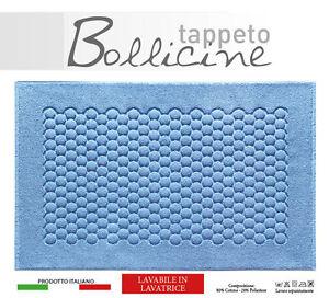 TAPPETO-BAGNO-IN-3-MISURE-5-COLORI-PRODOTTO-IN-ITALIA-COTONE-POIS-BOLLE-837SF