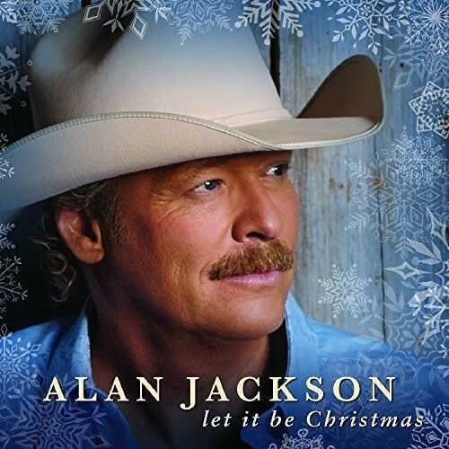 Alan Jackson - Let It Be Christmas [New CD]