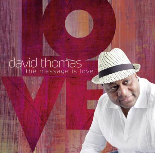 1 von 1 - CD NEU OVP The Message Is Love - David Thomas (Starlight-Express, Tabaluga)