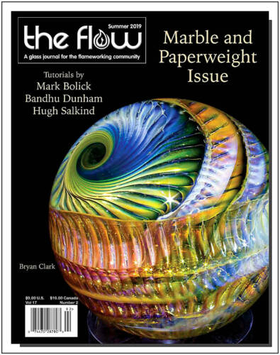 Issue 2 Marble and Paperweight Vol The Flow NEU SUMMER 2019 17