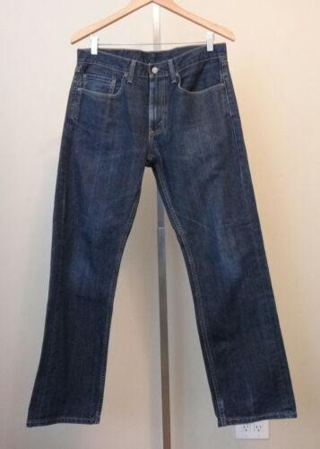 Relaxed Jeans Hommes 32x32 Fit Taille Denim Levis Straight Bleu qCUx5ww