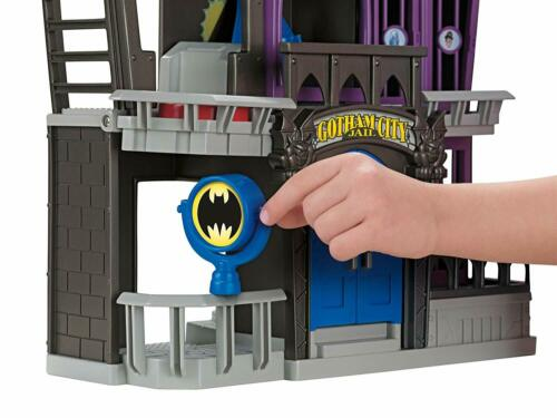 Imaginext DC Super Friends Gotham City Jail Playset *BRAND NEW*