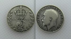 Collectable 1912 George V Silver Threepence - Lot 4