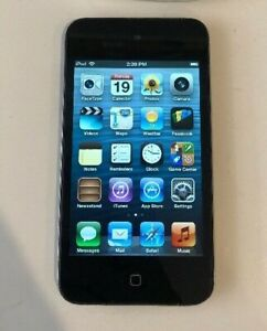 Apple-iPod-touch-4th-Generation-Black-32-GB-Good-Condition