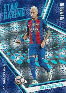 2017-Panini-Revolution-Soccer-039-Star-Gazing-039-Disco-Parallel-Serial-Numbered-to-25