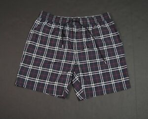 c719cca208 BURBERRY LONDON 'Guildes' Signature Check Swim Trunk Shorts NEW NWT ...