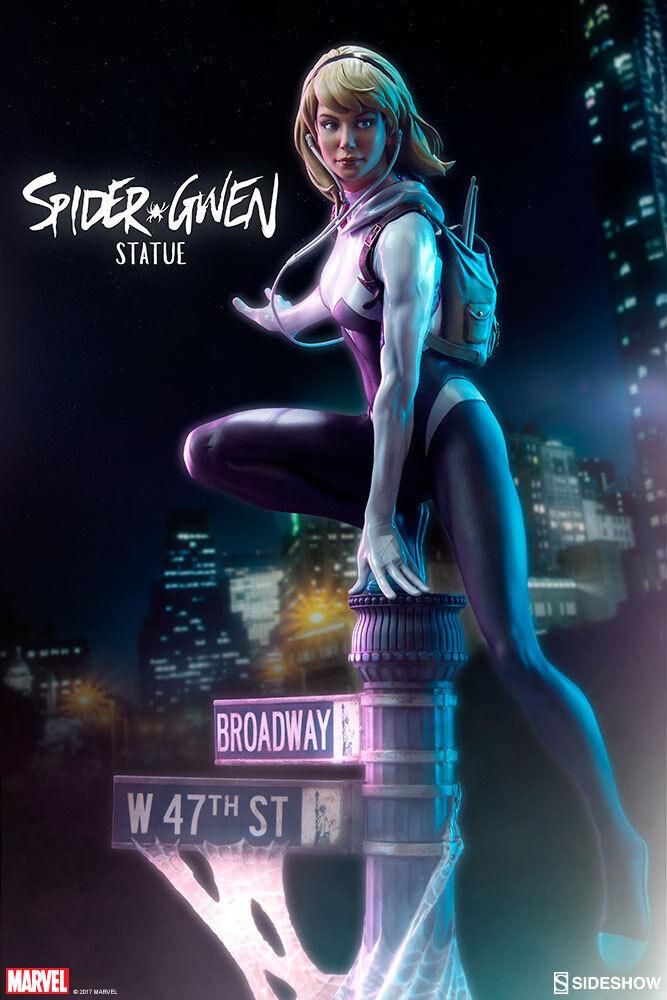 Sideshow   Spider-Gwen 1 5 statues by Mark Brooks Artist Series-Spider-Man  acheter en ligne