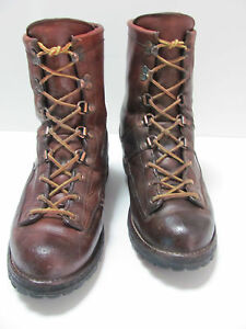 "Vintage Danner Mountaineering 9"" Shaft, Hunter Survivalist ..."