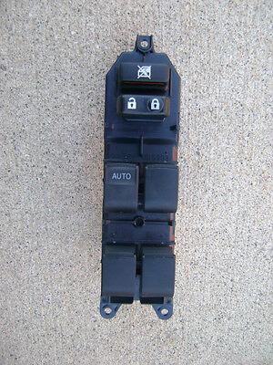 92-96 TOYOTA CAMRY 4D SEDAN DRIVER LEFT SIDE MASTER POWER WINDOW SWITCH