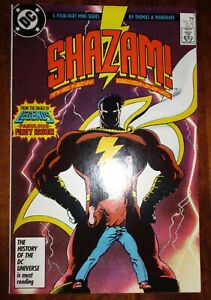 Shazam-1-DC-Comics-1987-VF-NM-Legends-Miniseries