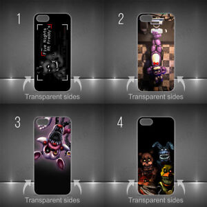 Five-Nights-Freddy-039-s-Fan-Art-HARD-PLASTIC-Phone-Cover-Case-for-iPhone-X