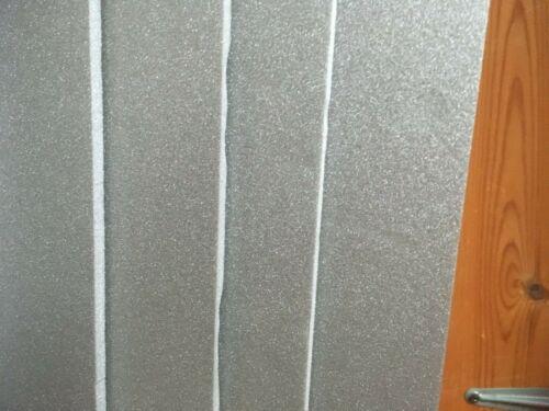 Depron foam sheets 6mm 400mm x 250mm 4 pack white 3mm 400mm x 250mm 4 pack grey