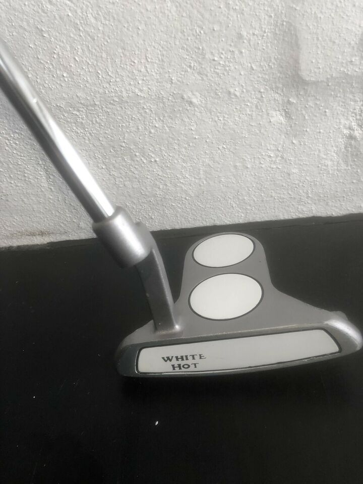 Stål putter, venstrehånds, ODYSSEY 2-Ball Blade