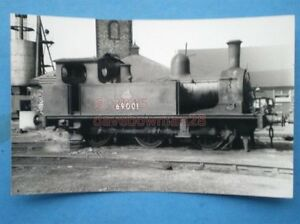 PHOTO  LNER EX NER WORSDELL CLASS J72 060T LOCO NO 69001 - Tadley, United Kingdom - Full Refund less postage if not 100% satified Most purchases from business sellers are protected by the Consumer Contract Regulations 2013 which give you the right to cancel the purchase within 14 days after the day you receive th - Tadley, United Kingdom