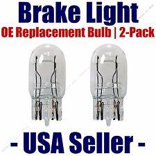 Stopbrake Light Bulb 2pk Fits Listed Honda Vehicles 7443 Fits 2004 Honda Civic