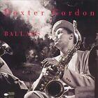 Ballads by Dexter Gordon (CD, Jun-1991, Blue Note (Label))