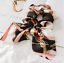 Solid-Floral-Bow-Scrunchie-Hair-Band-Elastic-Hair-Ties-Rope-Scarf-Accessories thumbnail 23