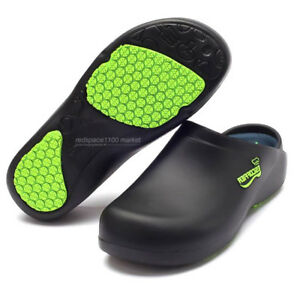 7e56a87b5c Women Chef Shoes Kitchen Nonslip Clogs Safety Cook Anti Slip Shoes ...