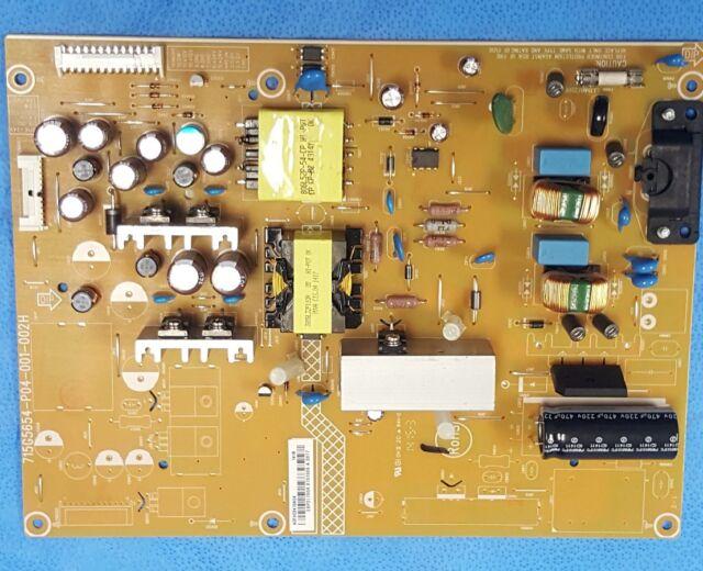 715G5654-P04-001-002H Vizio Power Supply Board ADTVC2410AC4