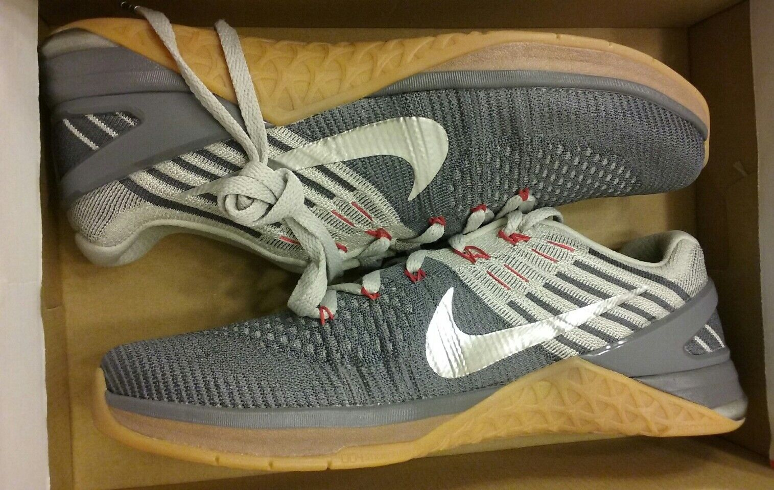 39190225ea3e6 ... nike metcon dsx flyknit chaussures sz hommes 852930-012 sz chaussures 8  formation 2dd430 ...