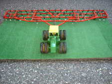 Custom 1/12 Scale Case IH 48' Double Folding Duck Foot Cultivator Toy Tractor