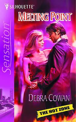 Melting Point (Silhouette Sensation), Cowan, Debra, Very Good Book