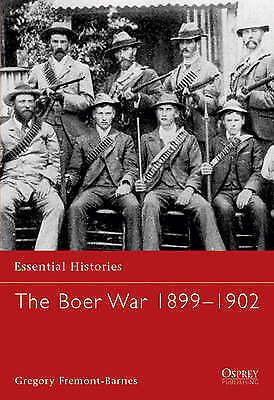 1 of 1 - The Boer War 1899-1902 (Essential Histories)-ExLibrary