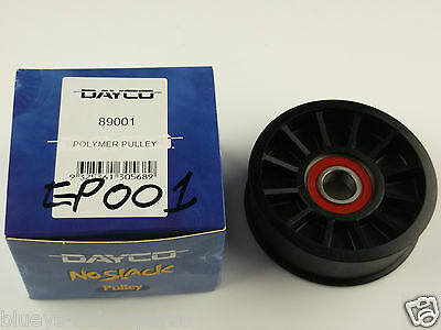 COMMODORE IDLER/TENSIONER PULLEY VN,VP,VR V6 DAYCO NEW