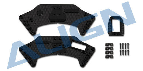 Align G800F Gimbal imbardata piastra di fissaggio Set