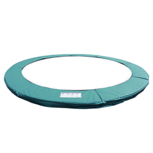 12FT Replacement Trampoline Safety Spring Cover Padding Protection Pad Green