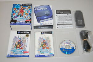 Phantasy-Star-Online-Episode-1-amp-2-Modem-Adapter-pack-japan-Nintendo-gamecube