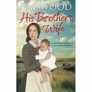 His-Brother-039-s-Wife-Wood-Val-Paperback-Book-Good-9780552168410