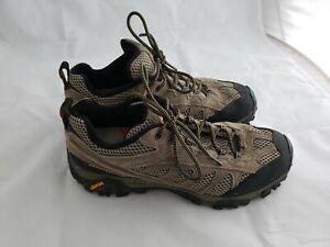 Merrell-Continuum-Men-039-s-Moab-Ventilator-Walnut-J80433-Hiking-Shoes-Size-9-5-US
