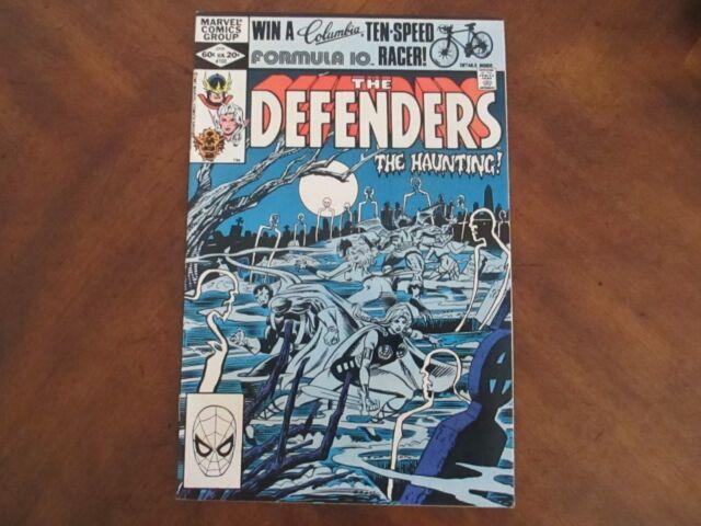 Defenders 1st Series #103 1982 VF Stock Image