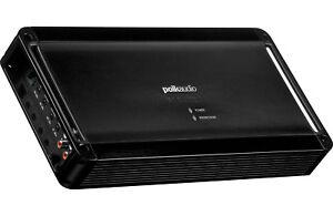 Polk Audio PA D1000.1 Mono Car Subwoofer Amplifier