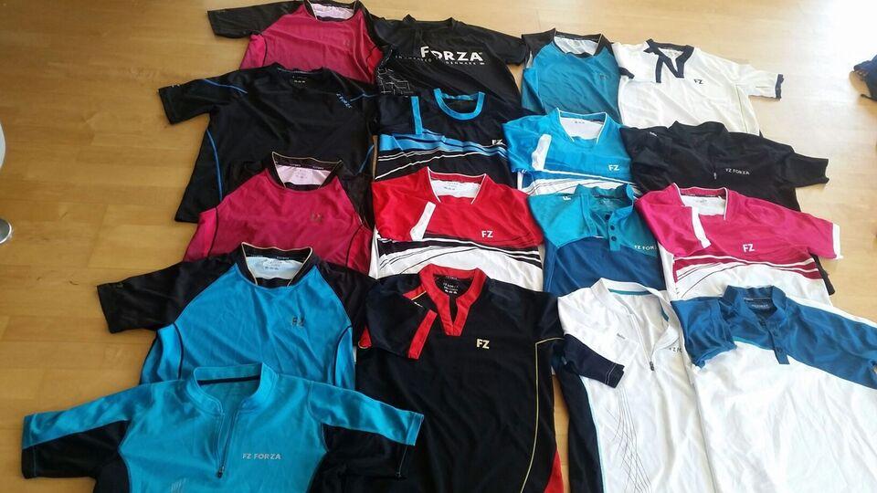T-shirt, badmintonbluser, fz forza