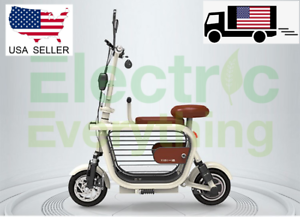 ✅Electric Scooter 580w/48v 10 inch Foldable Huge Battery USA Ship👀🔥👀🥰🔥🛴