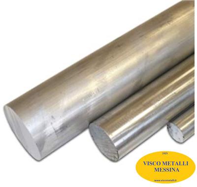 lunghezza=50 Cm Anticorodal6082 17 Alluminio Barra Tonda Trafilata mm