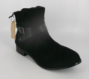 43 Yours Eu Suede Daniel Ankle Aa Uk Size 9 Black 05 Nh182 Boot's 6xa6pSwqB