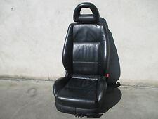 LEDER Sportsitz vorne VW Golf 4 Bora Beifahrersitz schwarz Ausstattung