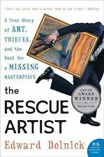 The Rescue Artist: A True Story of Art, Thieves, and the Hunt for a Missing Mast