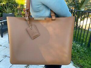 Details about Longchamp Le Foulonne City Large Tan Beige Pebble Leather  Tote Shoulder Bag NWT