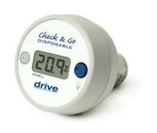 Drive Medical O2 Analyzer with 3 Digit LCD Display 18580 New