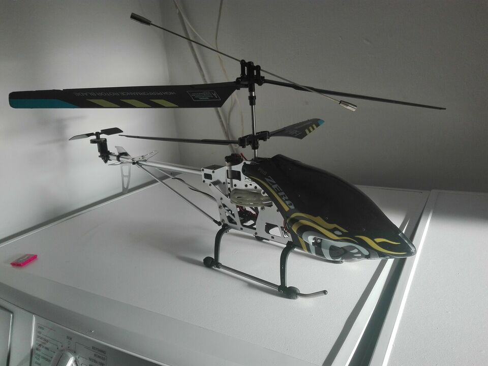 Fjernstyret helikopter