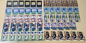 59 x 1993 Upper Deck Future Heroes MLB Baseball Cards W/ Case Griffey Thomas  LK