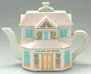 Lenox-LENOX-VILLAGE-GIFTWARE-Tea-Pot-306290