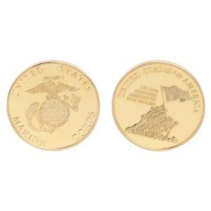 Normandy-War-Corps-Commemorative-Coin-Collection-Gifts-Souvenir-Craft-Art-Golden