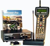 Nce Ho Ph-pro-r 5 Amp Dcc Starter Set Radio 524-2