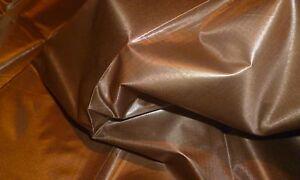 5m-ARMY-CAMPING-KITE-Khaki-bronze-parachute-ripstop-para-material-cloth-RK132